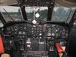 Douglas C-124 Globemaster II cockpit.JPG