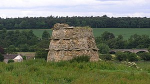 Grade II* listed buildings in County Durham - Image: Dovecote , Barforth. geograph.org.uk 190515