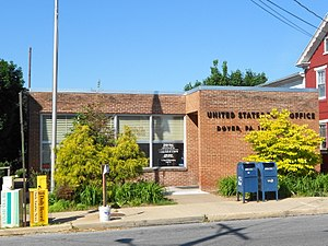 Dover, Pennsylvania - Post office