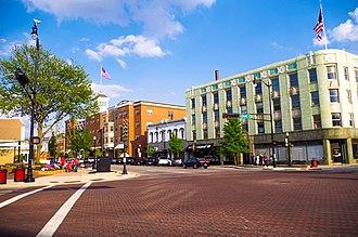 Beloit, Wisconsin - Downtown Beloit