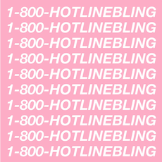 Logo del disco Hotline Bling