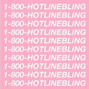 Hotline Bling - Image: Drake Hotline Bling