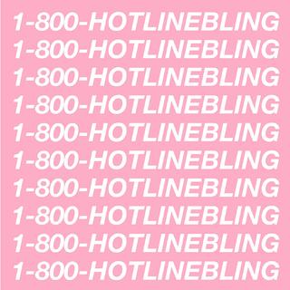 Hotline Bling 2015 song by Drake