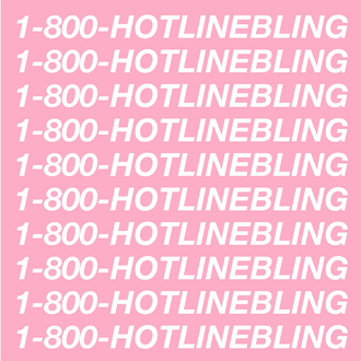 Drake — Hotline Bling (studio acapella)