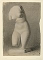 Drawing, Female Torso From a Plast, 1840 (CH 18566215).jpg