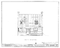 Drawing of the Sout or Back Elevaton of the Felix Vallee House in Ste Genevieve MO.png