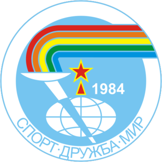 1984 international multi-sport event