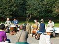 Drummers at Yoyogi Park, 2006-10-29.jpg