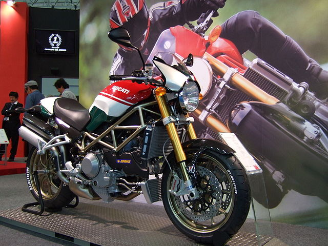 Ducati Limited Edition Glasses