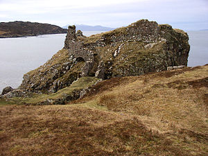 Dunscaith Castle - Dunscaith Castle
