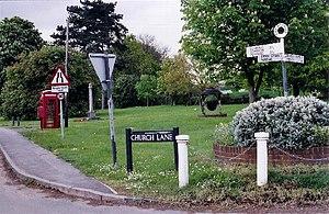 Dunsden Green - Image: Dunsden Green geograph.org.uk 9218