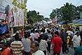 Durga Puja Spectators - Baghbazar Street - Kolkata 2014-10-03 9241.JPG