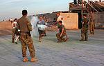 Dustoff Splash Dash 5K brings color to runners in Helmand province 140421-M-JD595-267.jpg