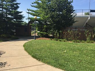 Dwight Davis Tennis Center - Dwight Davis Tennis Center