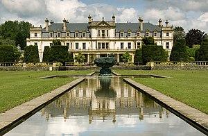 Dyffryn Gardens - Image: Dyffryn House