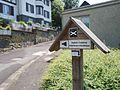 E1 signpost in Kettenbach.jpg