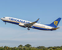 EI-DYY - B738 - Ryanair