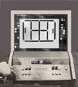 Electronic line judge - The Electroline; the first computerized, electronic line judge device, introduced in 1974.