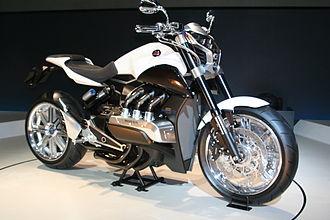 Honda Valkyrie - EVO6 at the 2007 Tokyo Motor Show
