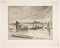 Early Morning, Battersea (Battersea Dawn) (Cadogan Pier) MET DP813366.jpg