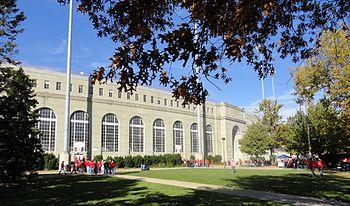 East Facade of Memorial Stadium.JPG