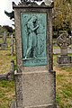 East Sheen Cemetery, Markham Buxton d1927 memorial.jpg