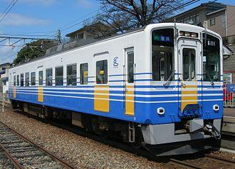 Echizen Railway - Image: Echizen Railway 6111