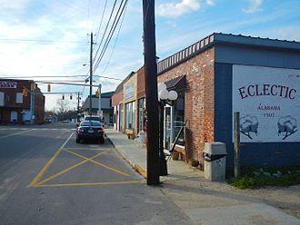 Eclectic, Alabama - Eclectic, Alabama