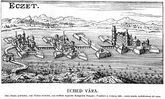 Gabriel Báthory - The Báthorys' fortress at Nagyecsed in 1688