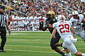 Ed Reynolds 29 Stanford Cardinal at Army.JPG