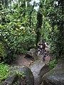 Edakkal cave way in1.jpg