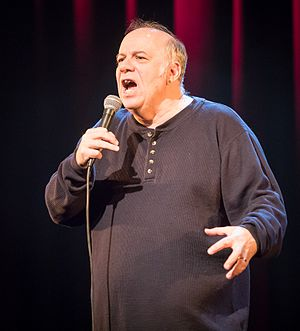 Eddie Pepitone - Pepitone in 2017, at the Crap Comedy Festival in Oslo, Norway