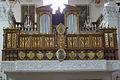 Edelstetten St. Johannes Baptist und Johannes Evangelist Empore 342.JPG