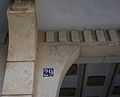 Edifici Ferrer de València, número.JPG
