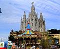 Edificis originals de les atraccions del Tibidabo (Barcelona) - 7.jpg