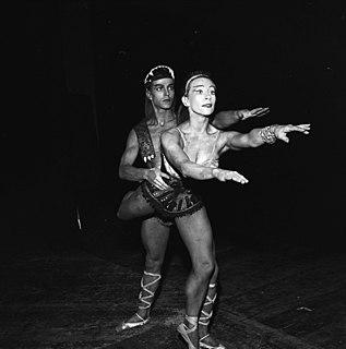 Edith Roger Dance and choreographer