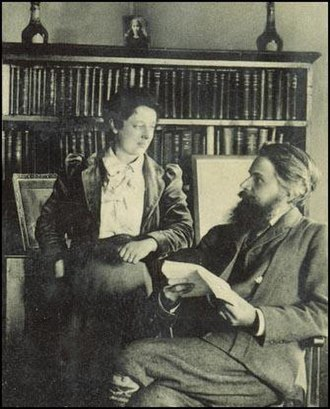 Edith Ellis - Image: Edith Lees & Havelock Ellis