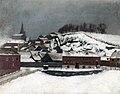 Edvard Munch - View from Vossveien 7 towards Bergfjerdingen.jpg