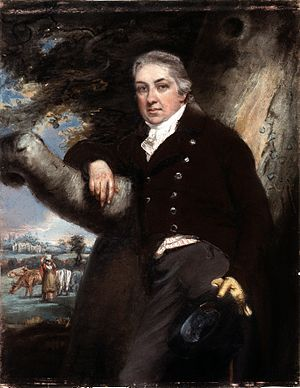 Edward Jenner - Edward Jenner by John Raphael Smith