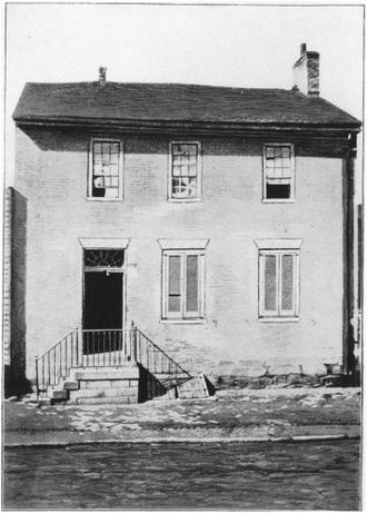 Edwin Stanton - Stanton's birthplace in Steubenville, Ohio