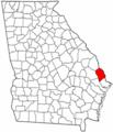 Effingham County Georgia.png