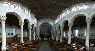 Église Notre Dame (Clisson) - Image: Eglise Notre Dame De Clisson 20100404