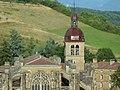 Eglise de Saint Antoine l Abbaye - ISERE 38 FRANCE - Alain Van den Hende - Licence CC 4 0 - 1707 SAM 1705.jpg