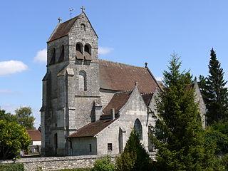Saint-Étienne-Roilaye Commune in Hauts-de-France, France