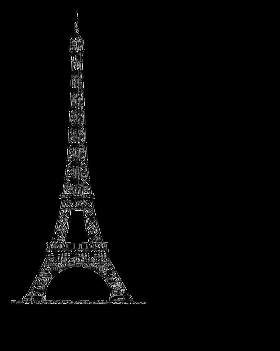 Eiffel sizes