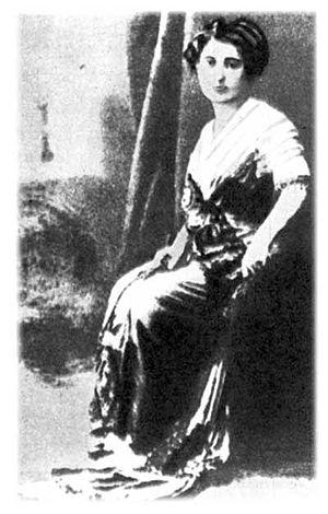Kato Svanidze - Kato Svanidze, date unknown.