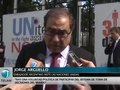 File:El presidente de Palestina Mahmud Abbas agradeció el discurso de Cristina Kirchner en la ONU.ogv