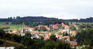 Elbingerode District of Oberharz am Brocken in Saxony-Anhalt, Germany