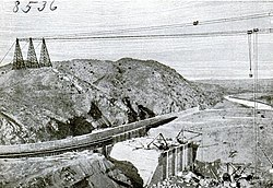Elephant Butte Dam under construction 1914.JPG