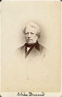 French-born American pharmacist and botanist (1794–1873)